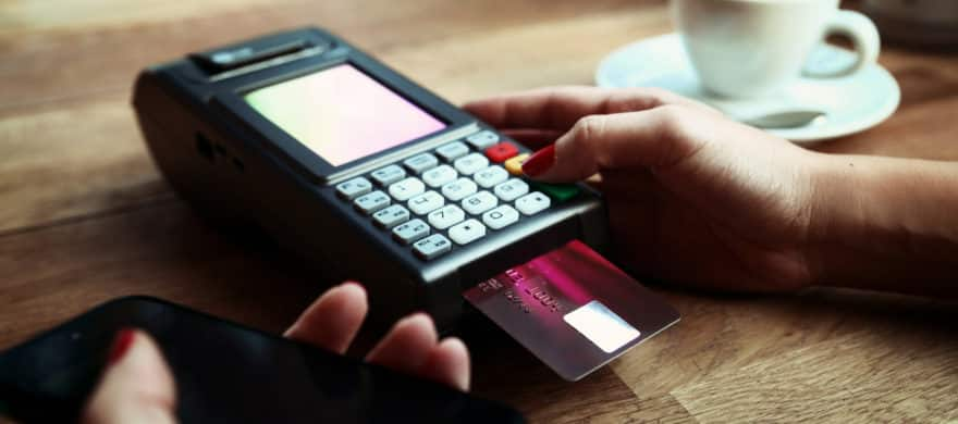 POS System with EMV