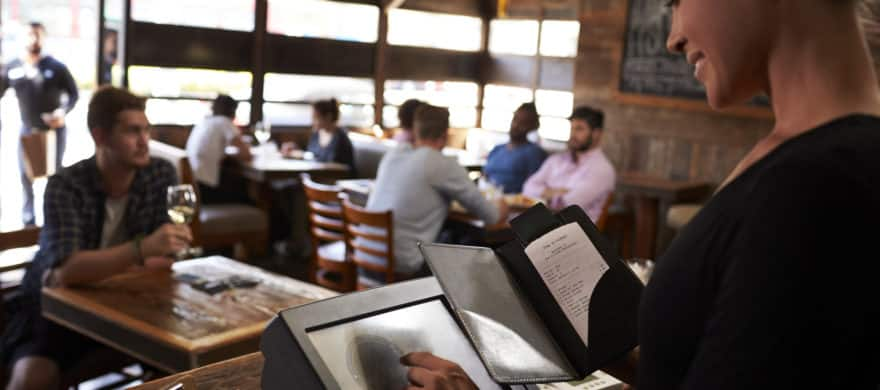 Bar and Restaurant POS Systems